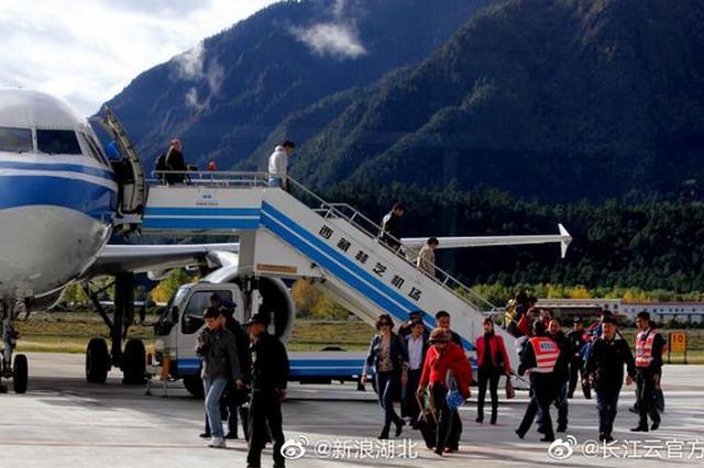 中部首条!武汉直飞西藏林芝航线月底开通