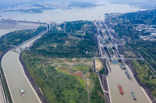 前三季度三峡枢纽通过量破亿吨 同比上涨14.37%