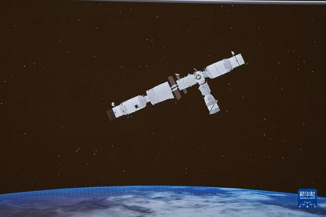 神舟十三号载人飞船与天和核心舱成功对接