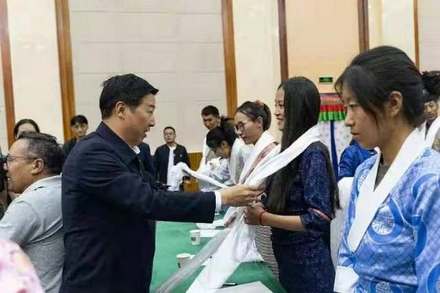 70名西藏山南籍大学生赴湖北就业