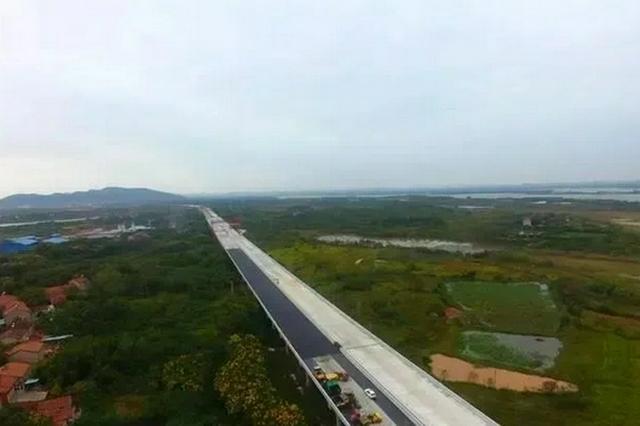 湖北这两条重点道路建设有新进展
