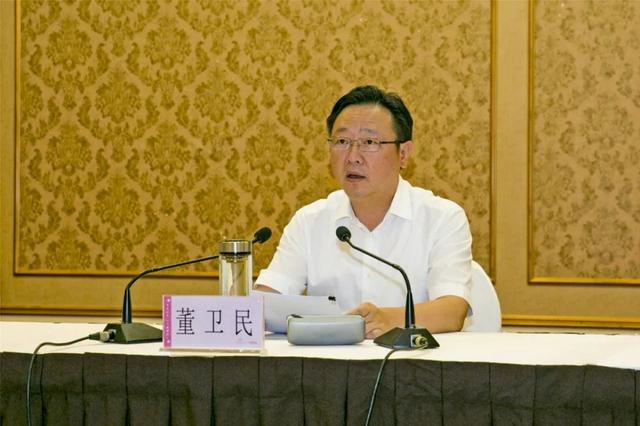 中共中央批准:董卫民任湖北省委常委