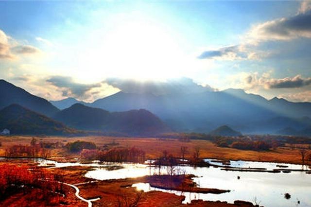 未来十天湖北大部地区秋高气爽 气温逐日小幅回升