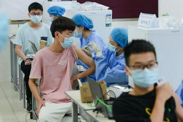 湖北省启动3-11岁人群新冠病毒疫苗接种