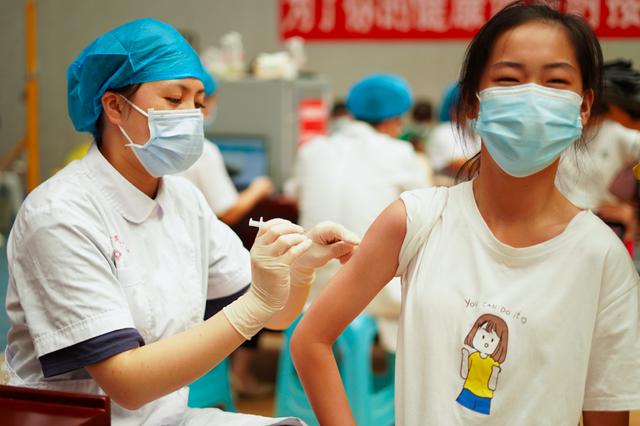 武汉市启动3-11岁儿童新冠疫苗接种