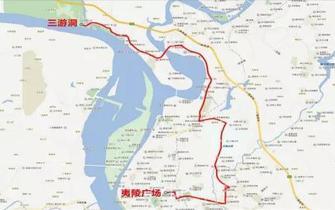 宜昌新增一条旅游观光公交线