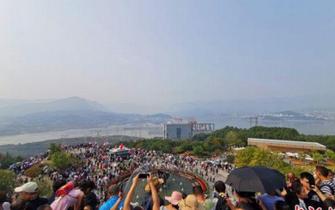 三峡大坝接待中外游客创历史新高
