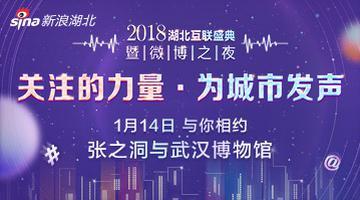 1月14日 2018湖北互联盛典震撼开幕