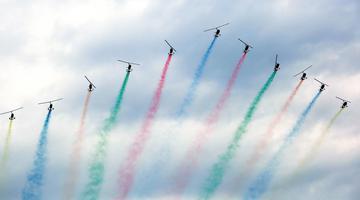 2019世界飞行者大会在汉闭幕