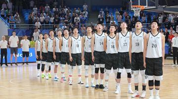 中国八一队击败卡塔尔国家队