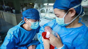 仅500克,湖北省最低体重新生儿康复