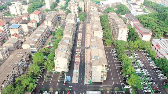 枝江投入2.5亿改善民生:改造老旧小区 整治背街小巷