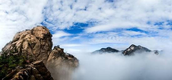 罗田天堂寨风景区入列世界地质公园
