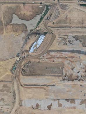 鄂州机场基础性工程施工