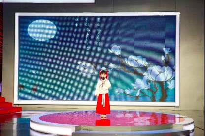 """绿盒王老吉杯""""少年中国说""""湖北少年诵读大会半决赛成功举办"""