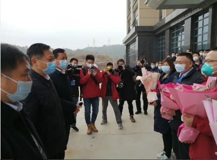 清零!黄冈红安县最后4名新冠肺炎患者治愈出院