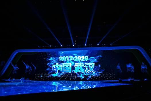 2018年亚锦赛开幕式