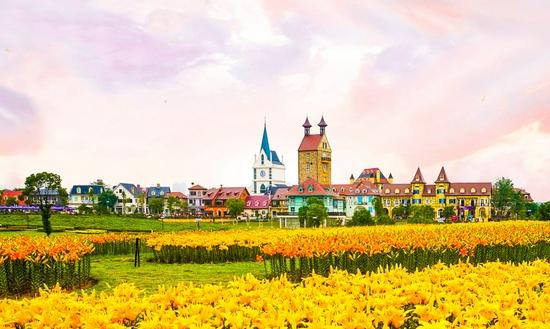 蔡甸金秋文化旅游节启幕 七大景区30余场文体活动邀游客打卡