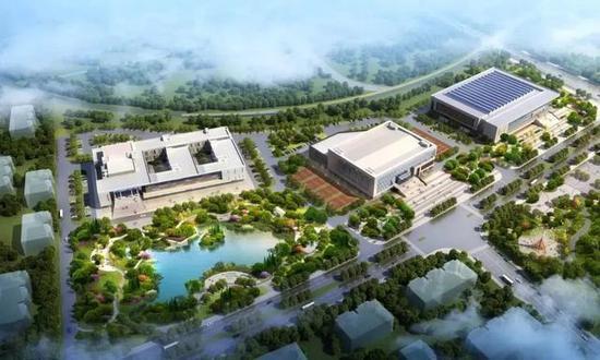 东宝区文体中心