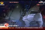 公交司机突发疾病 生命最后踩住刹车