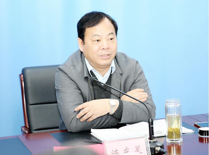 市委常委、纪委书记陈东灵谈上任感言