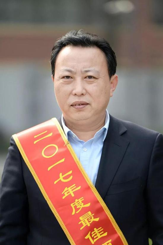 许光辉江汉区政府副区长