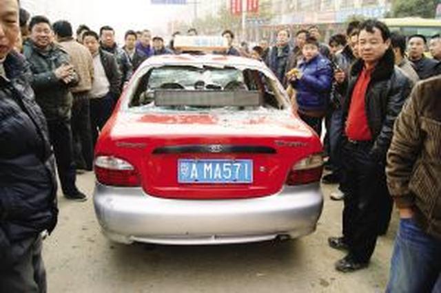 武汉阳逻的士不打表 车费全凭司机要