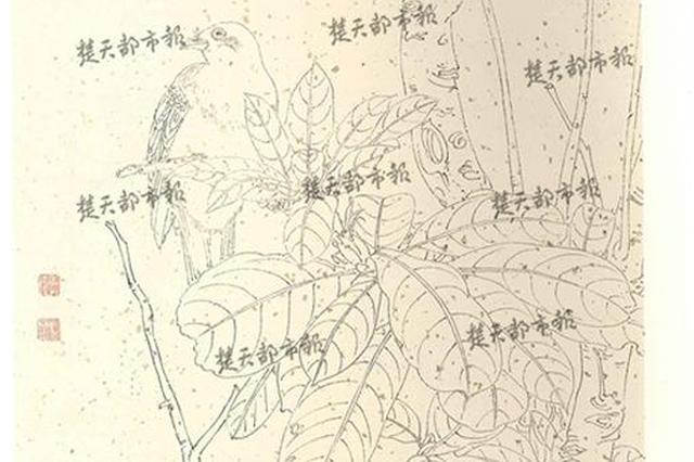 湖北美院教授作品被温州画家剽窃出版(图)