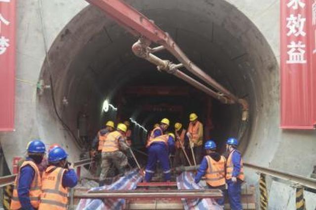 蔡甸线开始铺轨 武汉中法生态城将迎轨道交通时代