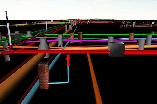 湖北3年摸清市州地下管线家底 画出10万公里地下图
