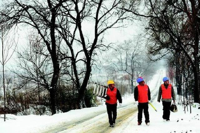 湖北未来三天气温持续偏低 防冻措施要做好