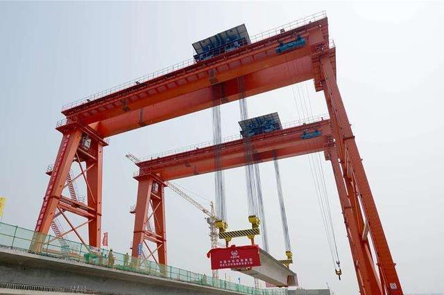 武汉北四环6月开始架梁 黄陂开车半小时内到东西湖