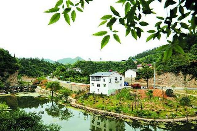 湖北力争今年建成1000个高水平绿色示范乡村