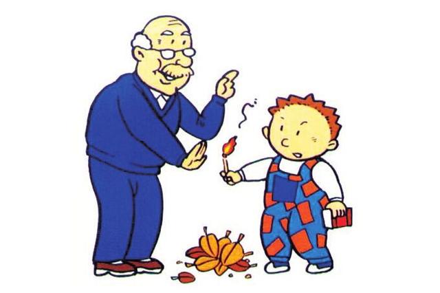 3岁龄童模仿大人做饭 打火机点燃草垛致家中失火