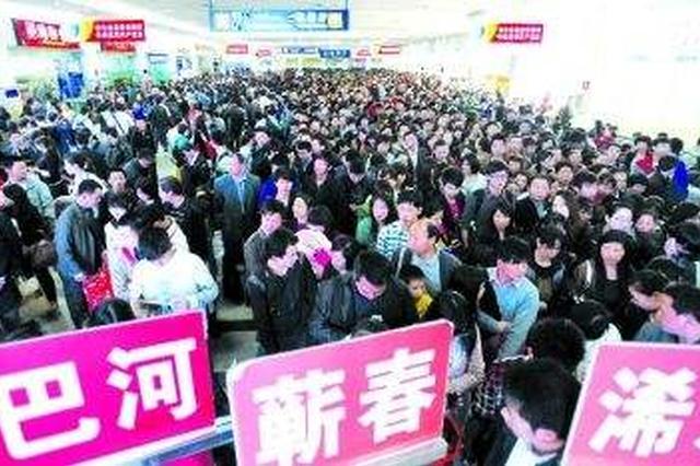 湖北省客运集团开通高校直通车 1元钱直达火车站