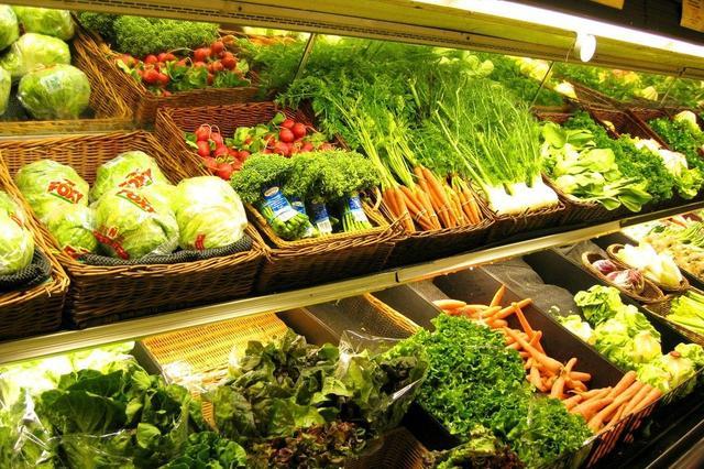 武汉蔬菜价格平均上涨2.56% 农副产品供应充足
