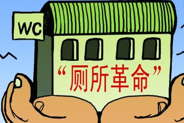 """""""厕所革命""""三年攻坚 湖北将形成城镇公厕网络"""