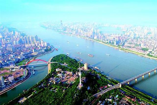 """长江经济带首个生态文明试验区规划方案初露""""容颜"""""""