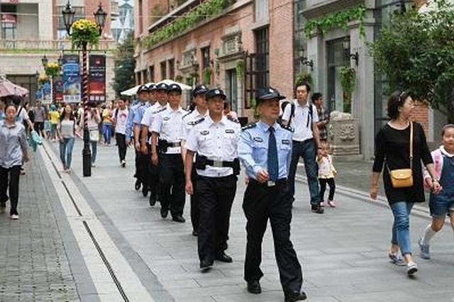 4万余民警坚守岗位 24小时值班备勤保春节平安