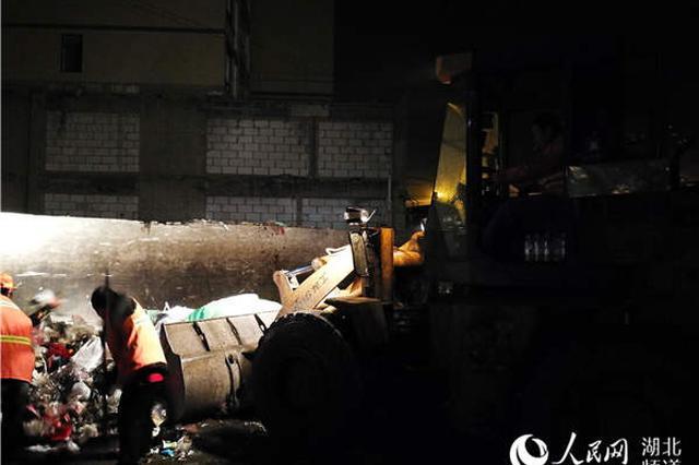 除夕至十五 三口环卫之家每天清300吨垃圾