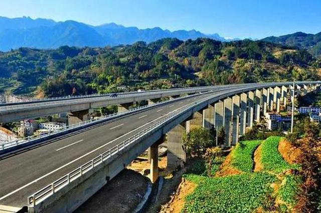 湖北将添两条高速路 蕲北发展将步入高速时代