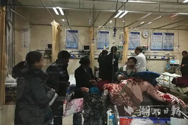 春节长假省内县医院迎大考 有医院急诊量三天破千