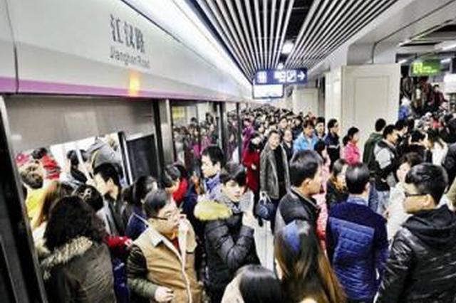 迎接返程客流高峰 武汉地铁连续三天收班后加开临客