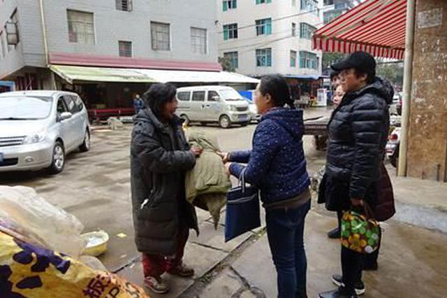 春节期间湖北省救助流浪乞讨人员4382人次