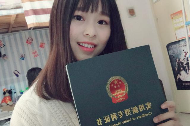 获专利可拿学分 武汉一高校学子获发明专利近200项