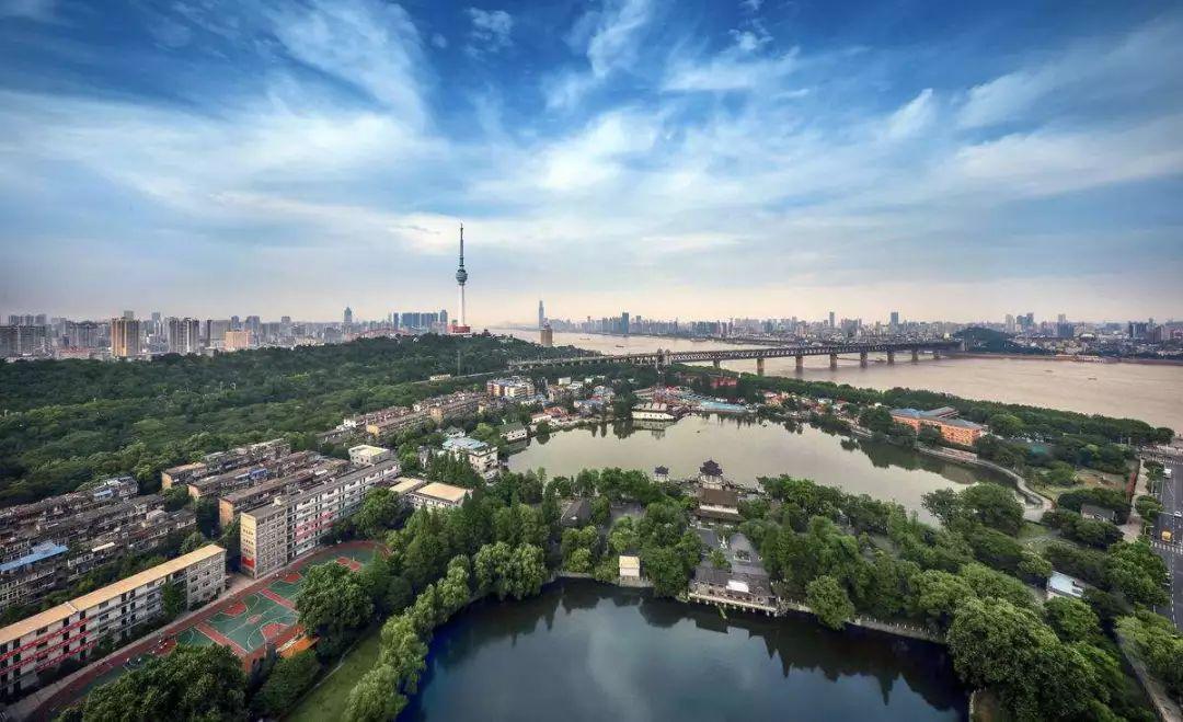 """武汉赢了杭州成都 荣膺中国""""2017年度创新城市"""""""