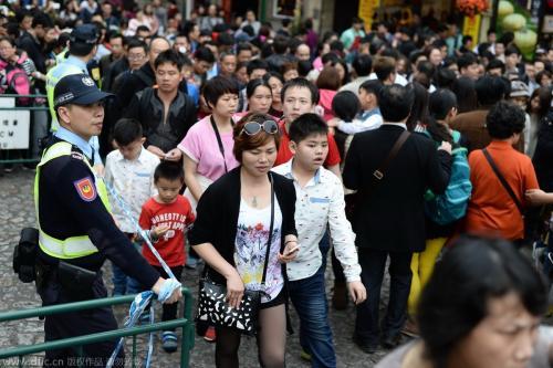 春节假期前4天湖北接待游客量排全国第八