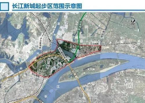 五机构入围武汉长江新城起步区城市设计