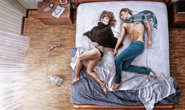 性生活对男人8大益处