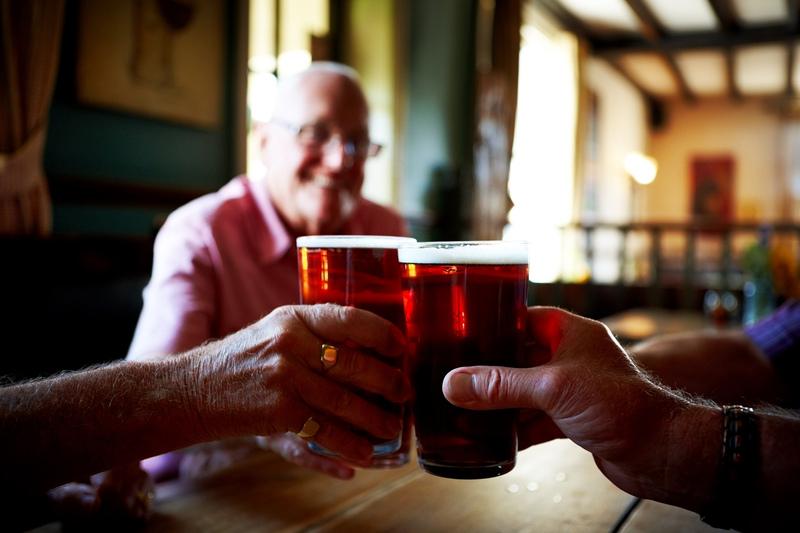 长寿男人都这样喝酒